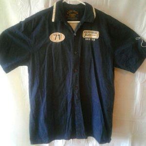 Men's XXL hard rock cafe short sleeve  shirt